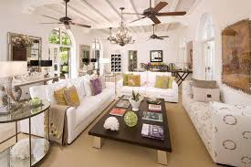 white wall with wooden coffee table and modern modern decorative