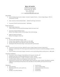 File855728249 Microbiology Resume Samples Medical Technologist 6 Enjoyable