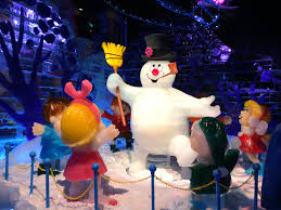 Frosty Snowman Christmas Tree by Gaylord Palms Ice Featuring Frosty The Snowman U2013 With A Giveaway