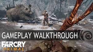 Far Cry Primal Gameplay Walkthrough IT