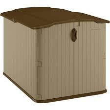 suncast 34 cu ft storage shed walmart com