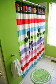 bathroom mickey mouse rug mickey mouse bedroom curtains