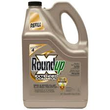 Roundup 125 Gal Ready To Use Extended Control Weed And Grass Killer Plus Preventer Refill 5708010