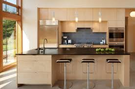 Zephyr Under Cabinet Range Hood by Contemporary Kitchen With Flat Panel Cabinets By Home Stratosphere