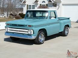 1965 Chevrolet Short Bed Step Side Truck, Not 62, 63, 64, 66, 67, 68 ...