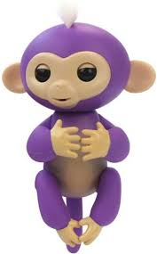 Fingerlings Interactive Baby Monkey Fingertip Toys