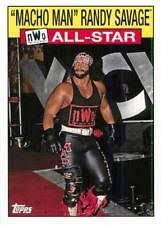 Halloween Havoc 1999 Card by Ric Flair Single Wcw Wrestling Trading Cards Ebay