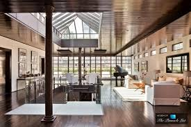 100 Lofts In Tribeca Loft Mansion 144 Duane Street New York NY The Pinnacle