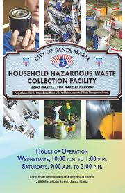 Water Beds And Stuff by Solid Waste Services City Of Santa Maria