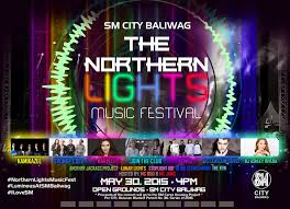 Visit SM City Baliwag for the Northern Lights Music Festival The