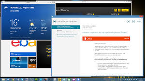 mode bureau windows 8 les applications modernui de windows 8 sur le bureau stardock l
