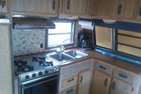 Beautiful Camper Trailer Remodel