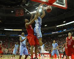 James Michael McAdoo Slams Home A Goal Late In NC States Victory Over UNC