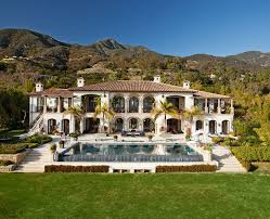 Stunning Images Mediterranean Architectural Style by Montecito Home With Stunning Panoramas Idesignarch