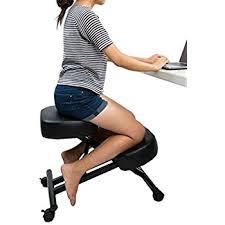 Balans Kneeling Chair Australia by Amazon Com Flash Furniture Wooden Ergonomic Kneeling Posture