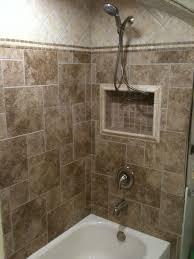Tiling A Bathtub Area by Bathroom Tile Design Custom Tile Ideas Tub Shower Tile Photos