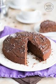 saftiger schoko kaffee kuchen backen macht glücklich