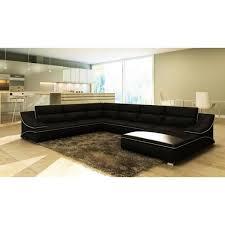 design canape d angle cuir blanc design soufflant 02141254 grand