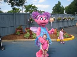 Sesame Place Halloween Parade by Abby Again Before The Parade Picture Of Sesame Place