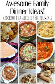 Easy Dinner Recipes For Family 3 With Ideas And