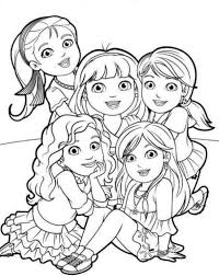 And More Of These Coloring Pages Dora Count Color The Explorer 2 Doras Alphabet