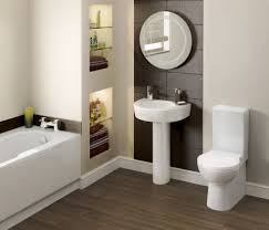 Narrow Master Bathroom Ideas by Bathroom White Marble Vessel Sink And Narrow Depth Double