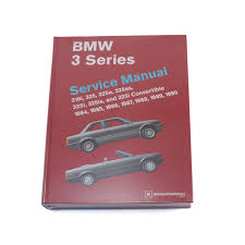 E30 Convertible Floor Mats by Bentley Repair Manual E30 Chassis 3 Series 84 Thru 91