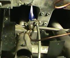How to Light a Gas Furnace Standing Pilot