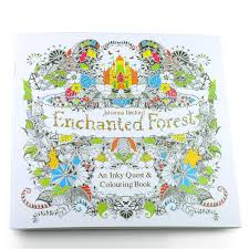 24 Pages Secret Garden Fantasy Dream Enchanted Forest Animal Kingdom Coloring Book Adult Relieve Stress Painting Free Printable