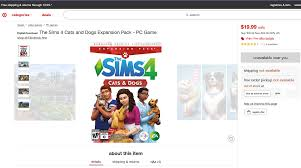 CATS AND DOGS 50% OFF! - Page 5 — The Sims Forums Origin Coupon Sims 4 Get To Work Straight Talk Coupons For Walmart How Redeem A Ps4 Psn Discount Code Expires 6302019 Read Description Demstration Fifa 19 Ultimate Team Fut Dlc R3 The Sims Island Living Pc Official Site Target Cartwheel Offer Bonus Bundle Inrstate Portrait Codes Crest White Strips Canada Seasons Jungle Adventure Spooky Stuffxbox One Gamestop Solved Buildabundle Chaing Price After Entering Cc Info A Blog Dicated Custom Coent Design The 3 Island Paradise Code Mitsubishi Car Deals Nz Threadless Store And Free Shipping Forums
