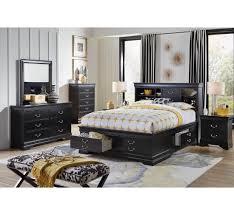 Badcock Bedroom Sets by Carrington Ii 5 Pc King Storage Bedroom Group Badcock U0026more