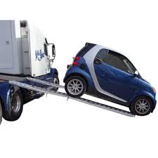 Aluminum Folding Smart Car Trailer Ramps - 2,000 Lb Per Axle ... Smart Car Vs Dump Truck Inglewood Youtube That Aint No F Redneck Truck That Belongs In The Scrap Yard Glorified Battery Gta 5 Monster Mod Mudding Mountain Climbing 4x4 Images 2 Injured Crash Volving Smart Car Dump Wsoctv Dtown Austin Texas Not A Food But A Food Smart Car View Vancouver Used And Suv Budget Sales Video Food Trucks Pinterest Forget Night Clubs This Tiny Has Been Transformed Into