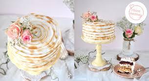 schoko walnuss torte im baiser mantel backen macht glücklich