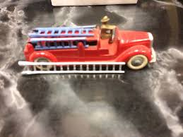 100 Tootsie Toy Fire Truck S Parts Modelcarparts
