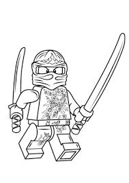 Click To See Printable Version Of Lego Ninjago Kai Nrg Coloring Page