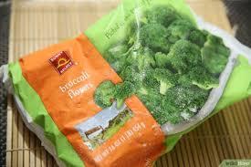 cuisiner le brocolis 5 ères de cuisiner le brocoli wikihow