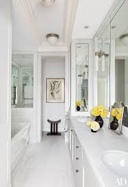 Galley Bathroom Remodel - 22 Luxury Bathrooms In Celebrity Homes ... Inspiration Galley Bathroom Interior Design Ideas Remodel Layouts 33 Contemporary Corner Vanity Designs That Express The Formidable Photos Ipirations Style Kitchen Remodeling Pictures Tips From Hgtv Fascating Best Idea Home Most Fabulous Traditional Ever 39 Layout To Consider Bath Image 18562 Post Reinvented With 23902 White X10 Also Small Galley Bathroom Designs Colors For A Small Charming Kitchens 15 Beautiful