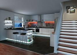 led beleuchtung in der küche led stripes paulmann für