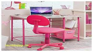 White And Pink Desk Fur Chair Girly Of Awesome Chairs Furry Fuzzy