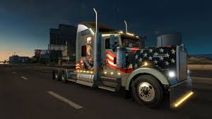 SCS Software's Blog: Kenworth W900 Is Almost Here