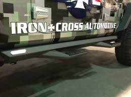 Iron Cross Truck Step Wins SEMA's Best New Product Award | Medium ... Iron Cross 1518 Gmc Sierra 23500 Winch Front Bumper With Grille Escape Ordinary With Automotive Sidearm Steps 2018 Bull Replacement How Sturdy Dodge Cummins Diesel Forum 40516 Low Profile 62018 Chevrolet 19992016 F250 F350 Rear Iro2142599 Hd Raw Auto Silverado 1500 Bumper Performance Truck Welcome To American Made Bumpers And Step For Sale Bumsuperstorecom Amazoncom 9998 Series Side Big Boy Toys Things Build