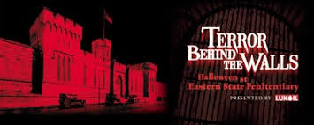 Eastern Penitentiary Halloween 2017 by Behind The Thrills Dance Party At Eastern State Penitentiary