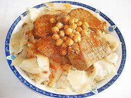 cuisine de biskra recette chekhchoukha de biskra à l agneau cuisinez chekhchoukha