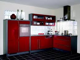 Kitchen Theme Ideas Red by Bella Linea Kettle Red Kitchen Design Appliances Midmobrr Interior