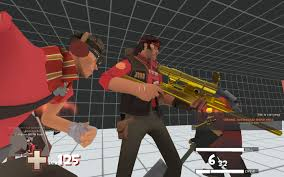 Tf2 Iron Curtain Skins by The New Gold Weapons Tf2