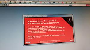 Aol Online Help Desk by Joe U0027s Monthly Newsletter