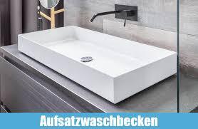 aufsatzwaschbecken aufsatz waschbecken rund eckig oval