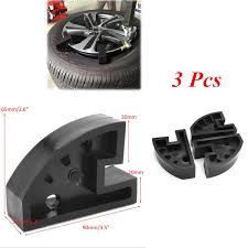 100 Truck Tire Changer 3pcs Car Clamp Wheel Rim Bead Drop Center Rim