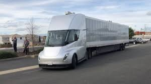 Tesla Semi In The Wild - YouTube Tesla Might Unveil Electric Pickup Truck Next Year Elon Musk Semitruck Transport Topics Semi With Trailer 2019 Ats 131x American Would This Make Any Sense Motor1com Photos In The Wild Youtube Tweets About Forthcoming Rivian Wants To Do For Pickups What Did Cars Wired Unveiled 500 Mile Range Bugbeating Aero Unveil All New Electric Semitruck On November 16 Spied Heres Everything We Know The Top Speed Makes Big Promises It Probably Cant Keep