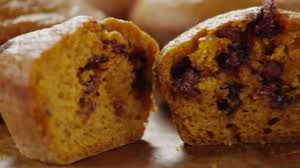 Libby Pumpkin Muffins by Pumpkin Chocolate Chip Muffins Recipe Allrecipes Com